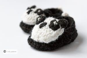 Proefdiervrij, webshop, pandaslofjes, breien, Betty-Lou, baby