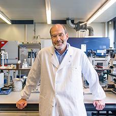 Prof. Aldert Piersma